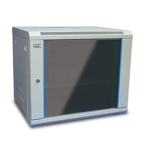 [HPS] HPS-500H 500Hx450Dx600W 9U 허브랙 슬림너트