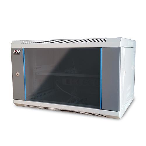 [HPS] SAFE-300H 300Hx450Dx600W 6U 허브랙