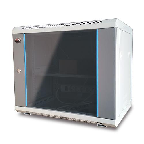 [HPS] SAFE-500H 500Hx450Dx600W 9U 허브랙
