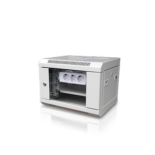 [HPS] SAFE-4SOHO 255Hx280Dx350W 4U 미니랙