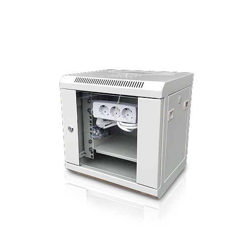 [HPS] SAFE-6SOHO 344Hx280Dx350W 6U 미니랙