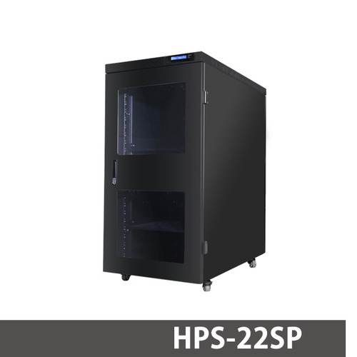 [HPS] HPS-22SP 1211Hx1000Dx600W 22U 방음 서버랙