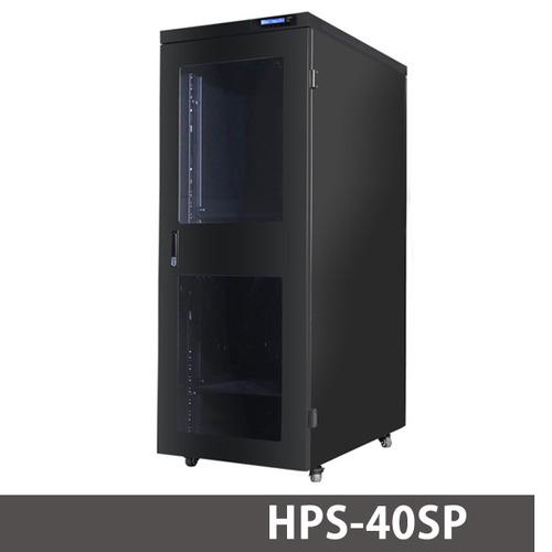 [HPS] HPS-40SP 2012Hx1000Dx600W 40U 방음 서버랙