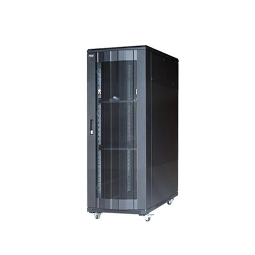 [HPS] SAFE-1800H-T 1800Hx750Dx600W 37U 전후타공문 허브랙