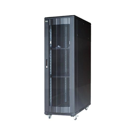 [HPS] SAFE-2200H-T 2200Hx750Dx600W 47U 전후타공문 허브랙