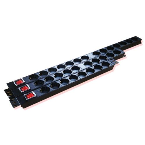 [HPS] HPS-14PDU-16A PDU 14구 2M 16A 4000W 멀티탭
