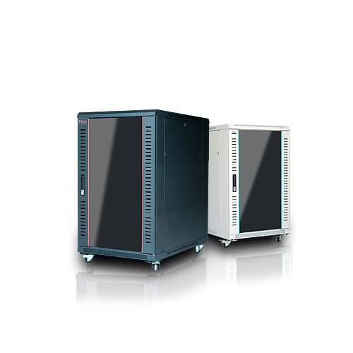 [HPS] HPS-1000H 1000Hx750Dx600W 18U 허브랙 슬림너트