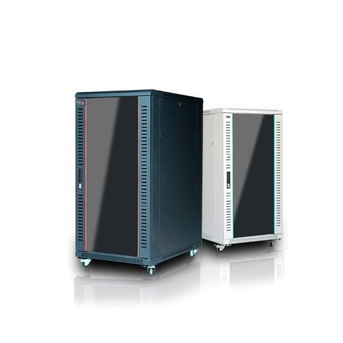 [HPS] HPS-1200H 1200Hx750Dx600W 22U 허브랙 슬림너트