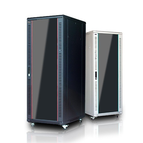 [HPS] HPS-1800H 1800Hx750Dx600W 37U 허브랙 슬림너트